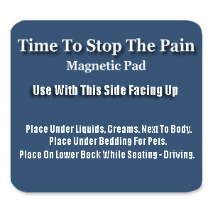 Click To View - Magnetic Pad