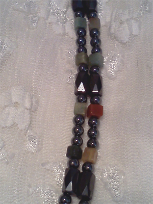 Click To View - Square Adbundance Multi-Gemstones