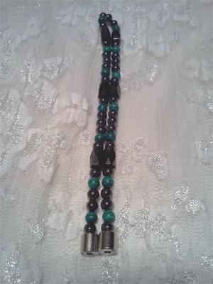 Click To View - Round Malachite Gemstone